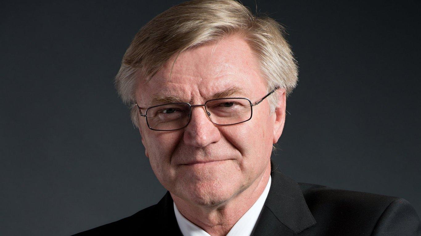 JUDr. Rostislav Dvořák, předseda Svazu českých a moravských výrobních družstev, člen představenstva Družstva Evropa (Cooperatives Europe).