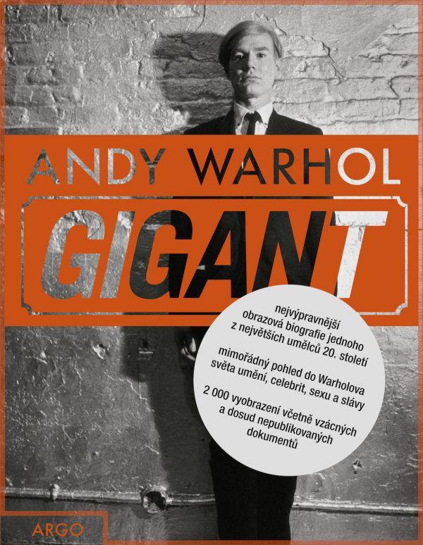 ARGO Warhol potah GIGANTse samolepkou