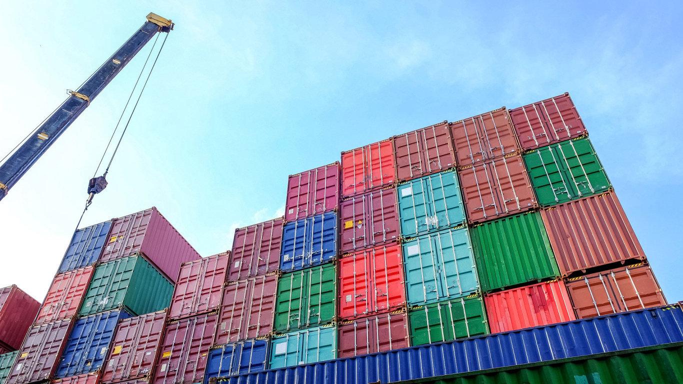 České výrobky mohou v zahraničí narazit, na vině je podle zástupců exportérů zejména rychlý růst tuzemských mezd - Ilustrační foto.