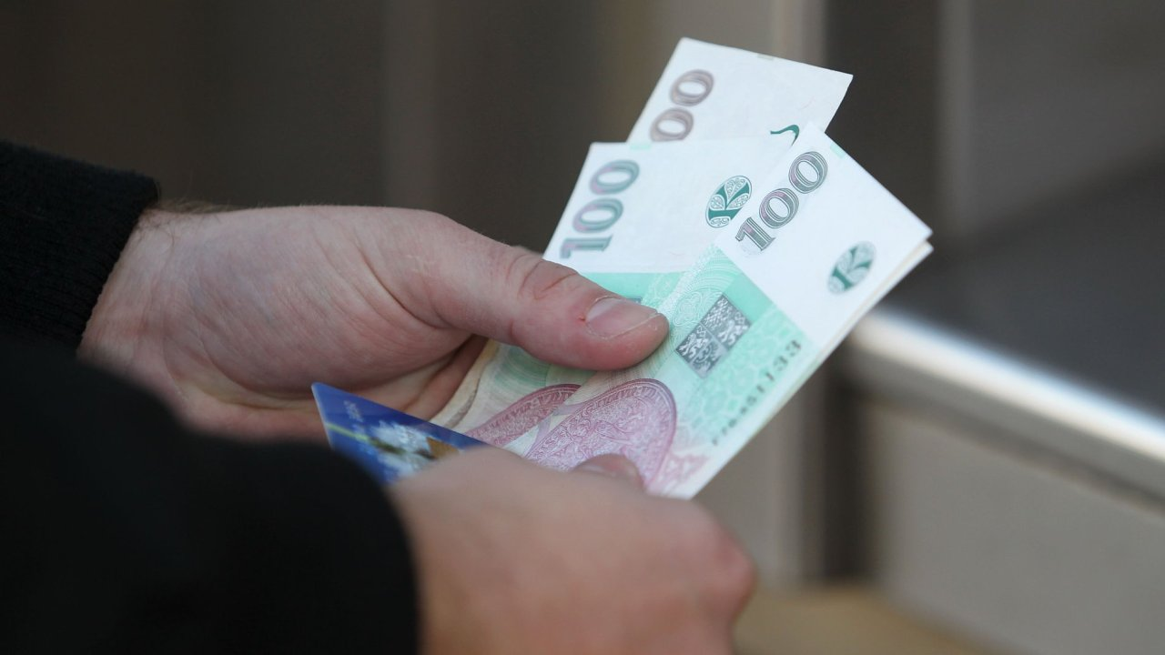 Nominální i reálná hrubá mzda v prvním čtvrtletí letošního roku meziročně vzrostla o více než tři procenta - Ilustrační foto.