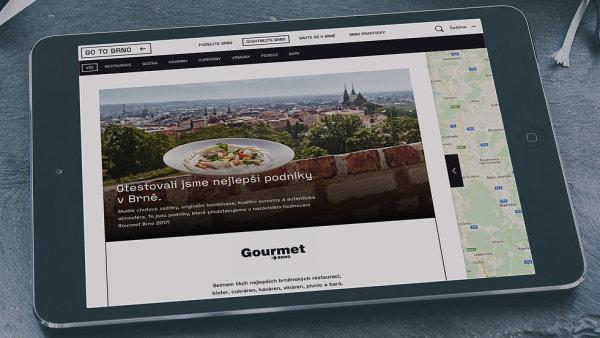 Web Go to Brno