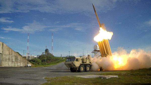 USA rozmístí od čtvrtka další zařízení THAAD v Jižní Koreji.