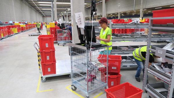 Tchibo otevřelo nové distribuční centrum pro svůj e-shop ve střední Evropě