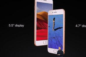 iPhone 8 a 8 Plus v recenzích: Výborné telefony se skvělým fotoaparátem nelákají ke koupi