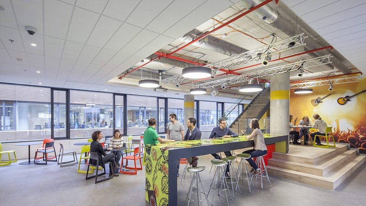 Inovativní kancelář - Ilustrační foto
