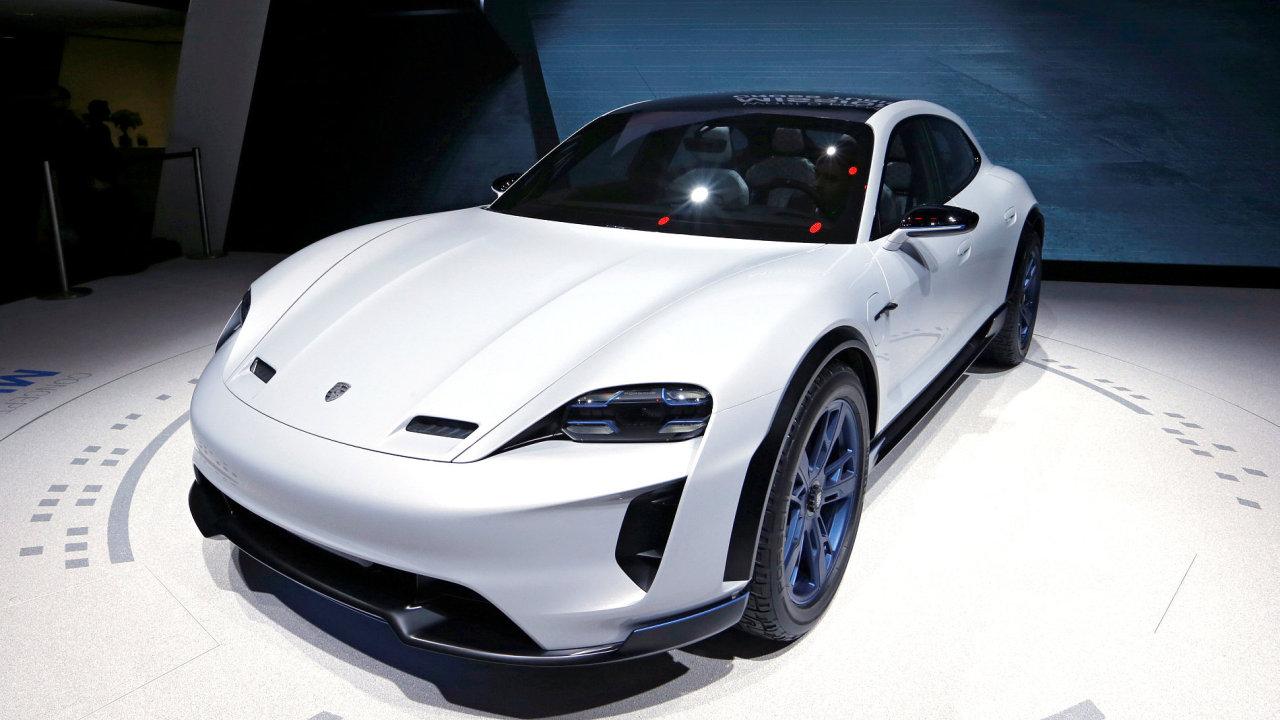 Autosalon v Ženevě 2018