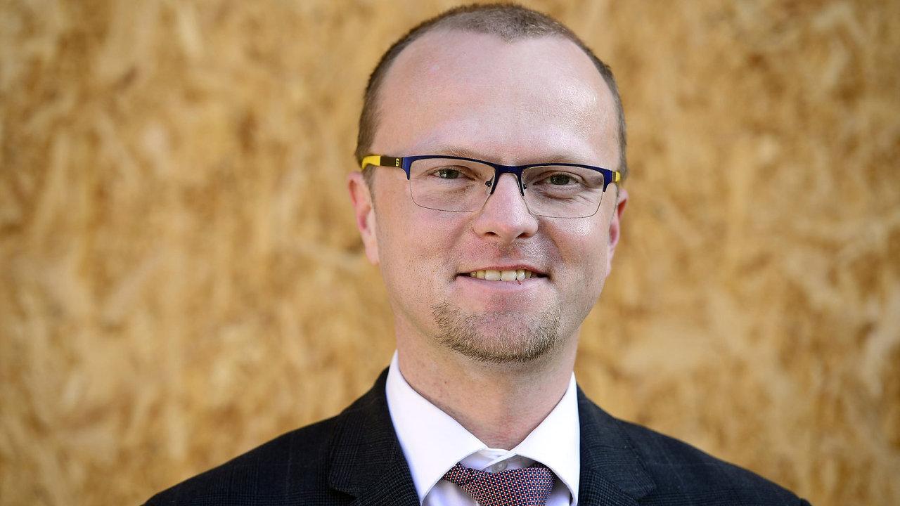 Místopředseda ČSSD a hejtman Pardubického kraje Martin Netolický.