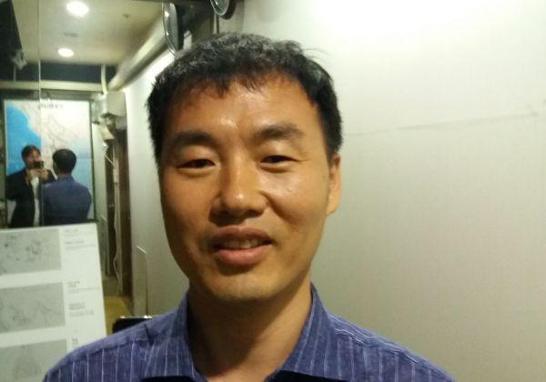 Severokorejský uprchlík Kim Jeng-il