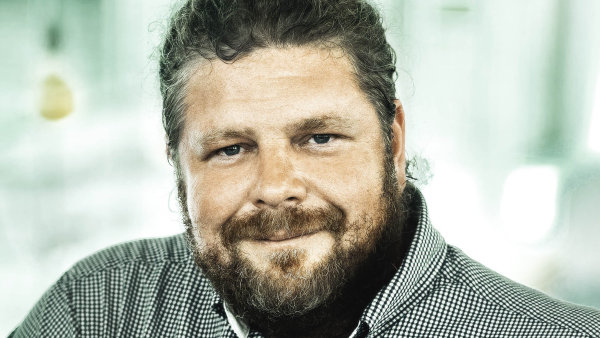 Podnikatel Pavel Bouška.