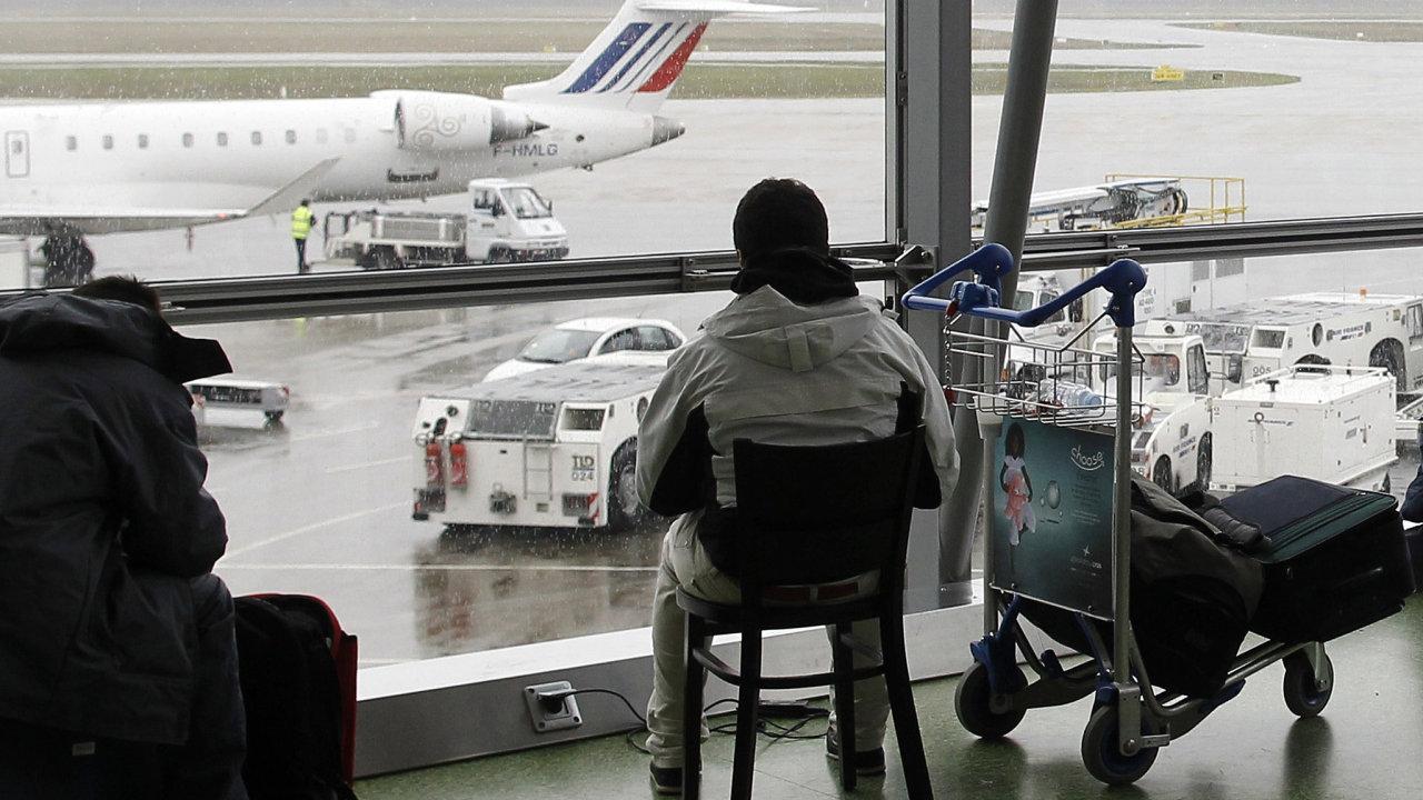 Letiště v Lyonu