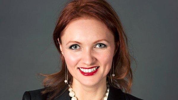 Jaroslava Palendalová, generální ředitelka společnosti KRUK Česká a Slovenská republika