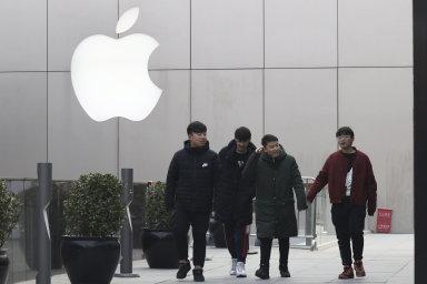 Slevy iPhonů v Číně byly zahájeny v polovině týdne - Ilustrační foto.