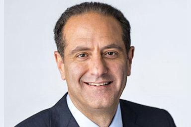 Michel A. Khalaf, CEO pojišťovny MetLife