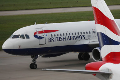 Protest, který je první stávkou pilotů v historii British Airways, vyhlásil odborový svaz BALPA.