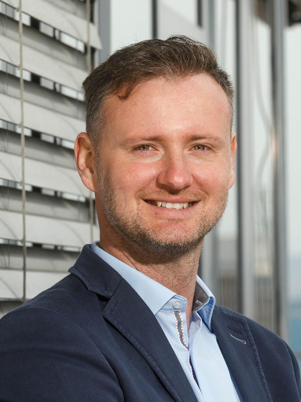 Martin Klíma, vedoucí Mobility Services, E.ON Energie