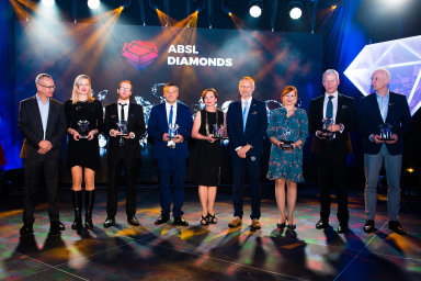 ABSL rozdala sedm diamantů za inovace v oboru podnikových služeb v ČR