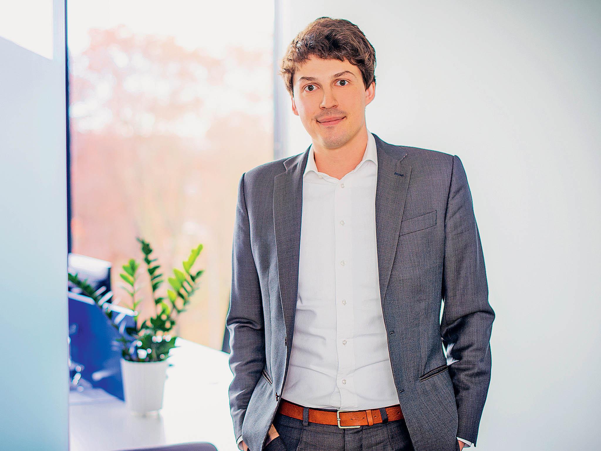 Jakub Málek, partner vPEYTON legal advokátní kanceláři