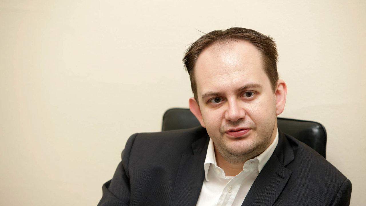 Dnes má narozeniny Zdeněk Havelka (42), ředitel CPI Property.