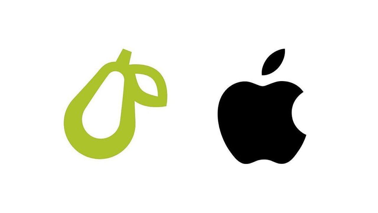 Apple podal stížnost na logo aplikace Prepear, které prý příliš připomíná ikonické nakousnuté jablko.