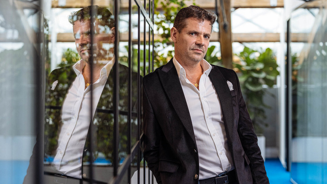 Vlastník skupiny Arca Investments Rastislav Velič.