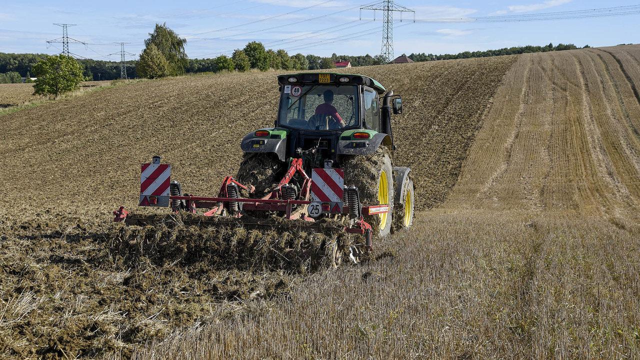 Česká vláda je vrámci EU největším odpůrcem povinného zastropování dotací. Argumentuje tím, že české farmy mají největší průměrnou rozlohu vunii– jde odědictví komunistické kolektivizace.