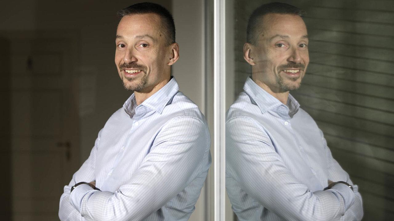 Pavel Sovička vede společnost Panattoni v Česku a na Slovensku.