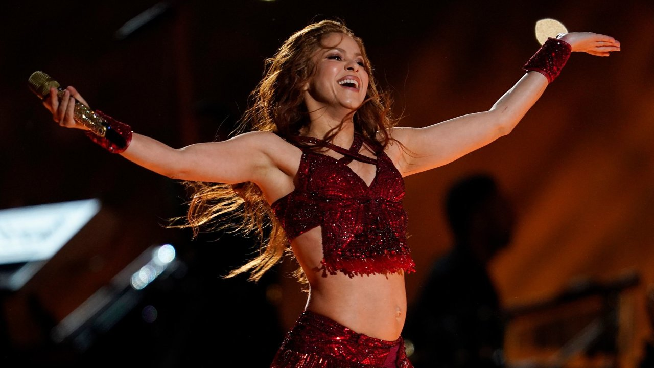 Shakira, Superbowl