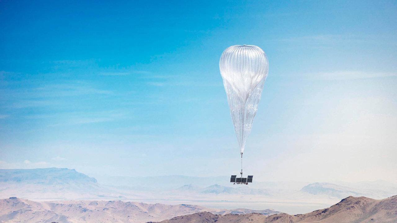 Firma Alphabet vyhodnotila balonovou technologii Loon jako nerentabilní. U krátkých projektů v Peru a Portoriku, kde věže pro přenos signálu poškodily přírodní katastrofy, se ale osvědčila.