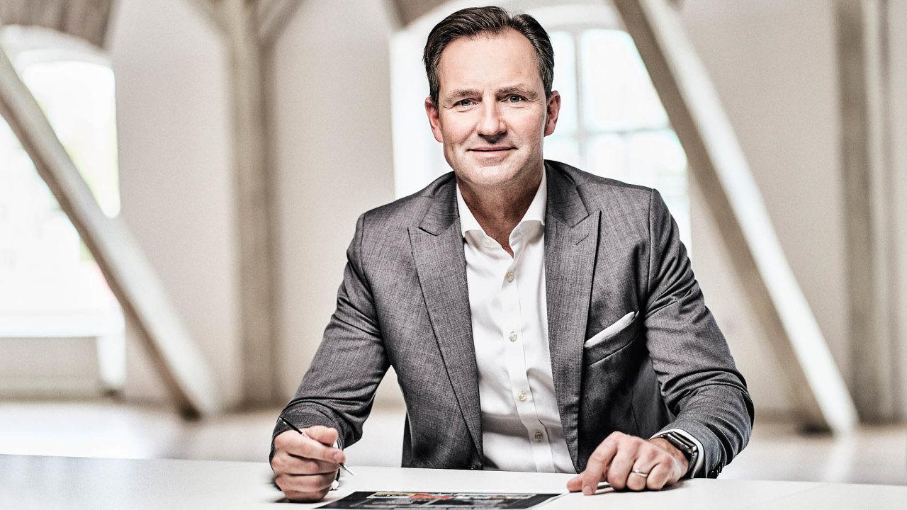 Přes půl zeměkoule. Před nástupem do Škody Auto zastupoval Thomas Schäfer koncern VW v Africe, domov má v JAR.