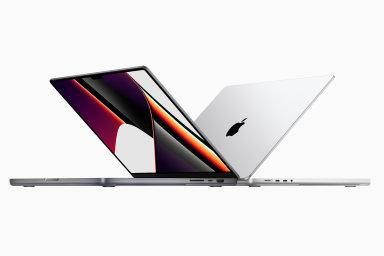 Apple se utrhl ze řetězu. Představil lepší AirPody, daň pro bezvěrce a nejhustší notebooky historie