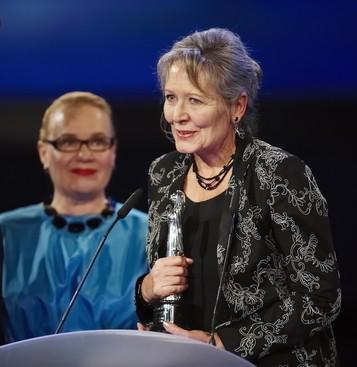 Udělování cen EFA - evropských Oscarů.