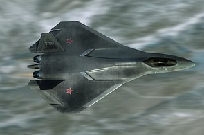 Ruska neviditelna stihacka T-50