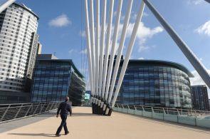 Media City - nové centrum BBC v Salfordu