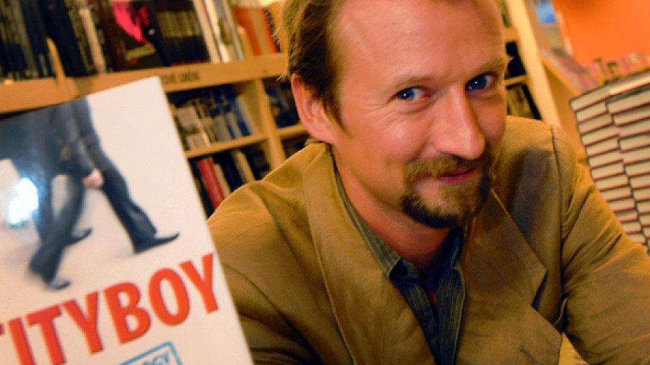 Geraint Anderson, autor knihy Cityboy o způsobech v londýnské City