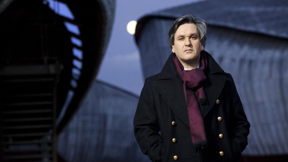 Antonio Pappano byl již ve dvaatřiceti letech hudebním ředitelem bruselské královské opery.