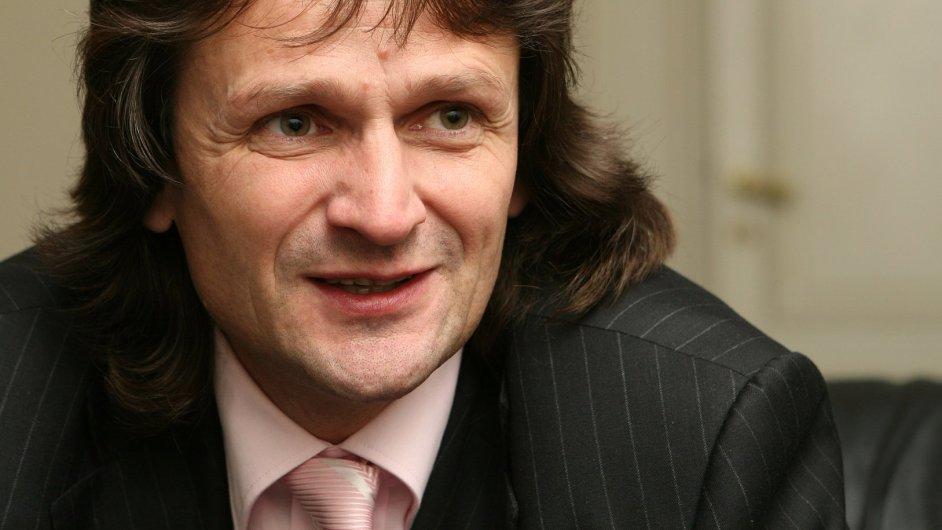 Děkan Miroslav Ševčík