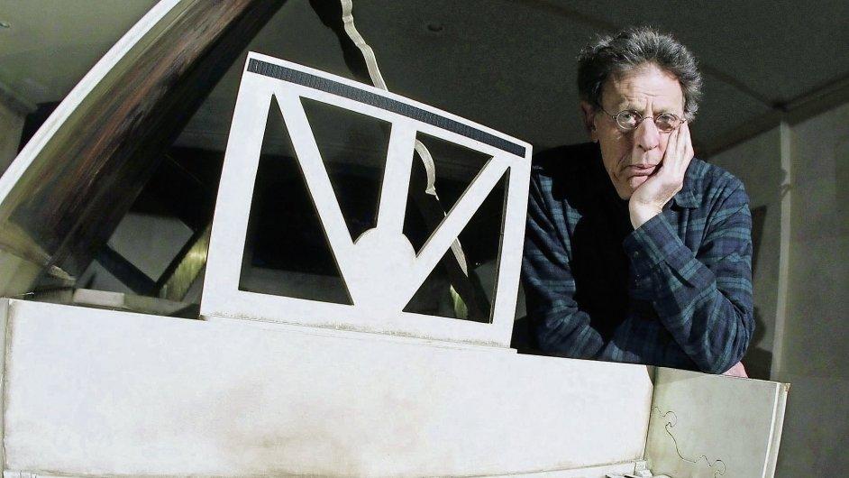 Philip Glass v ostravském plynojemu Gong uvede skladbu Music in Twelve Parts
