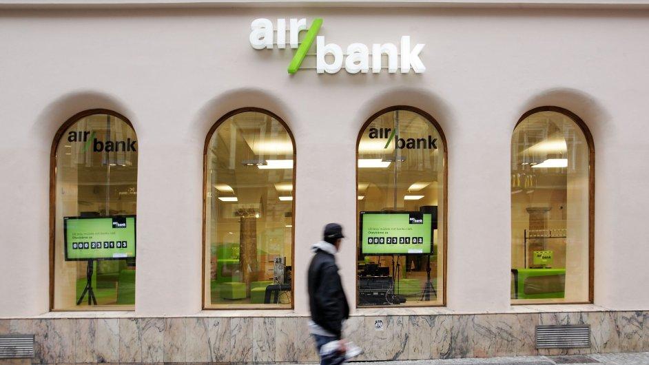Air Bank - Ilustrační foto.