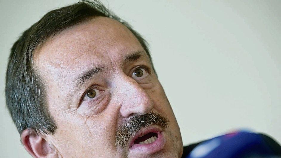 Staronový generální ředitel Českých drah Dalibor Zelený se od ledna může těšit na novou čtyřletou smlouvu.