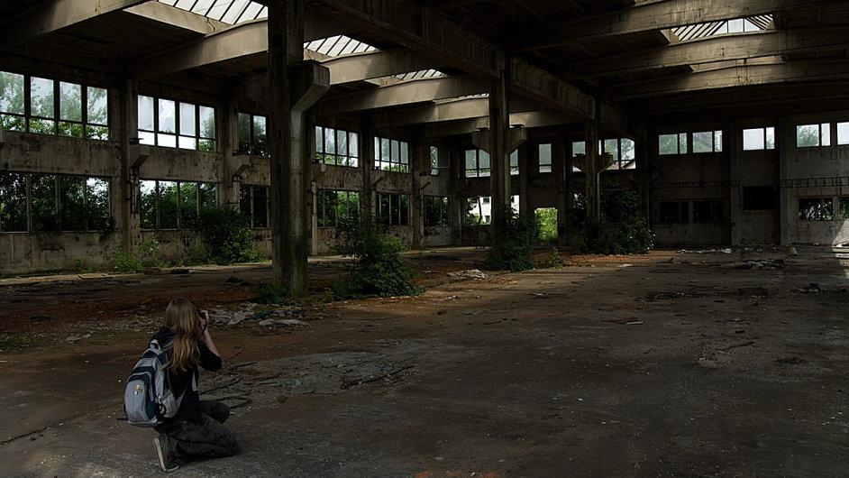 Urbexeři navštěvují zapomenutá místa.