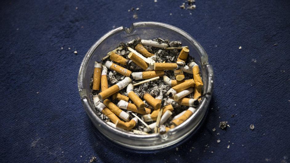 Kouření, ilustrační foto