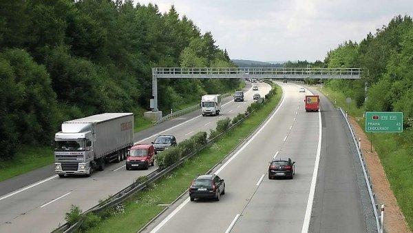 Evropská komise chce zavést jednotné dálniční mýtné v EU - Ilustrační foto.