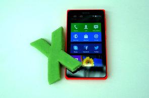 Nokia X je v Česku, do low-endu přináší větší povedený design, s aplikacemi to ale není ono