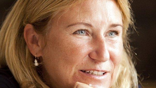Eva Zamrazilová, hlavní ekonomka Česká bankovní asociace a členka  předsednictva České  společnosti  ekonomické.