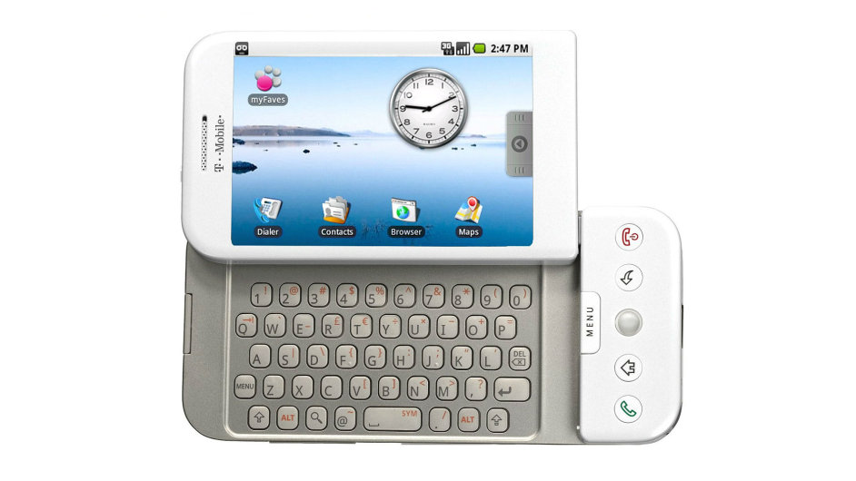 HTC Dream T Mobile G1