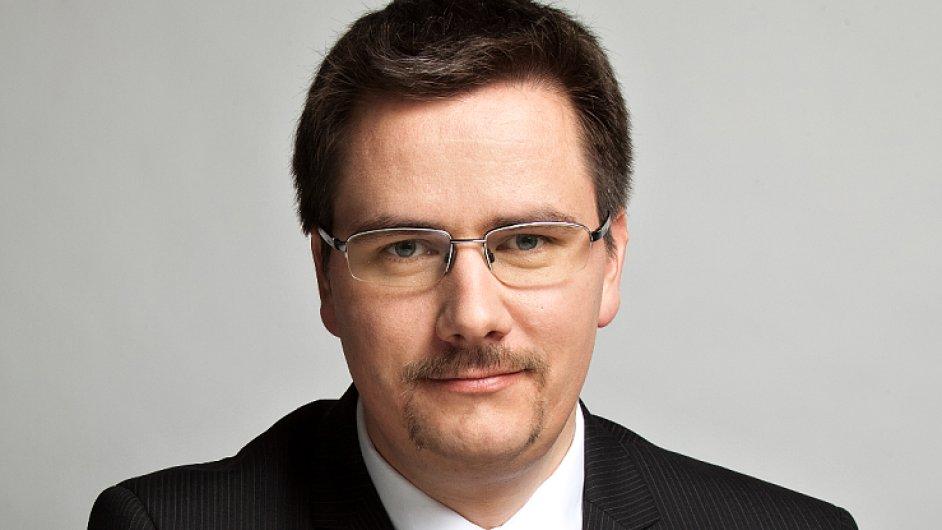 Eduard Forejt, ředitel rozvoje obchodu společnosti JLL