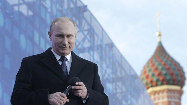 Ruský prezident Vladimir Putin si myslí, že cesta k míru v Sýrii bude ještě zdlouhavá - Ilustrační foto.