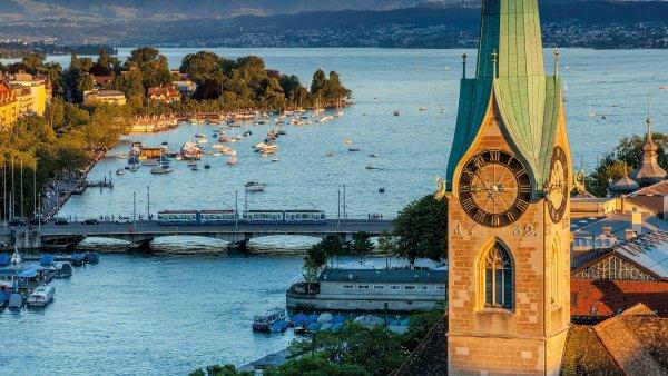 Evropsk�m ekologick�m m�stem roku 2015 se stal Curych, Praha je patn�ct�
