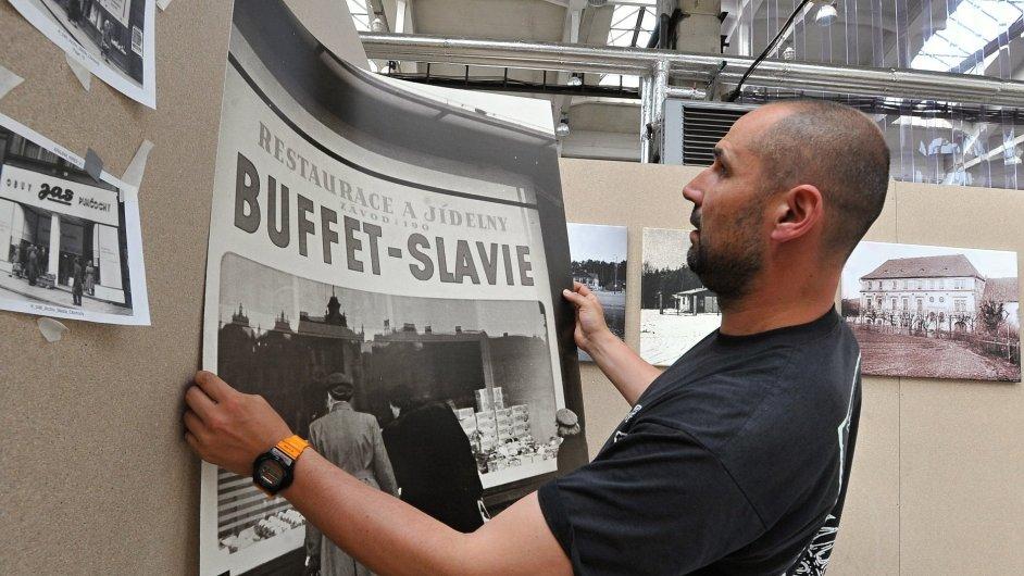 Snímky z výstavy v Plzni