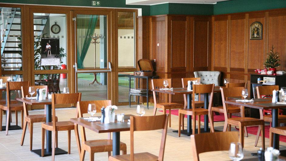 Restaurace Na golfu